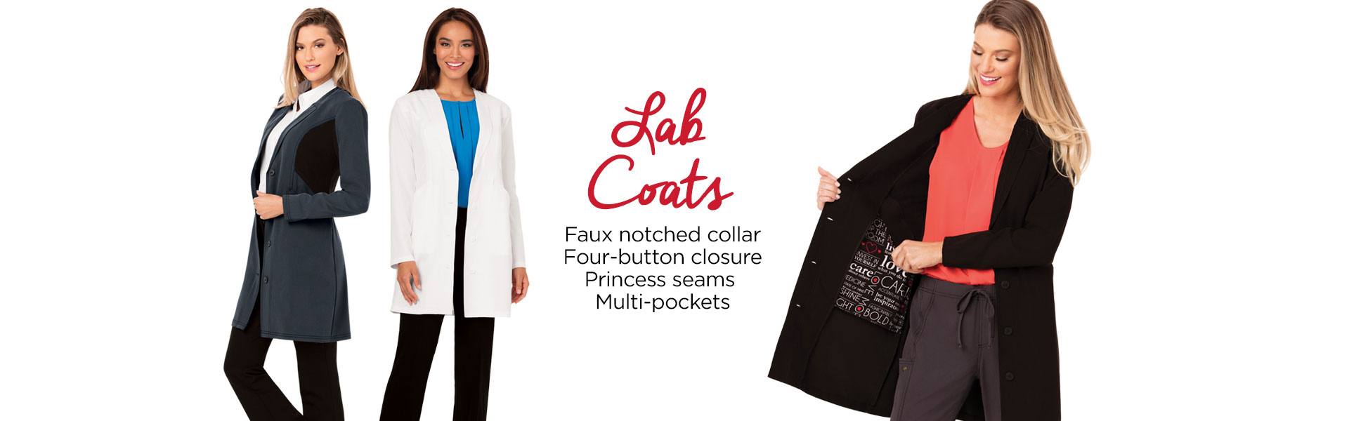 Careisma Lab Coats